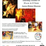 2013 Parol Lantern Workshop